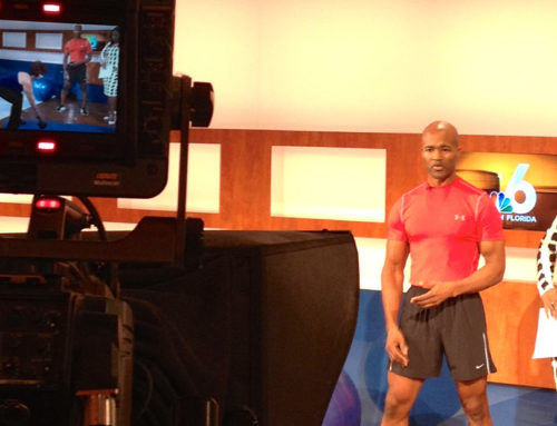 Holistic Fitness Expert Terrence Thomas Featured on NBC6